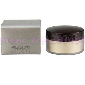 최고 품질의 Laura Merci Loose Setting Powder 메이크업 3 컬러 전문 더러운 Libre Fixante Broaden Concealer Box 29g