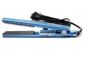2017 NEW! PRO Na-No! TITANIUM 1 1 4 plate Flat Iron Ionic Hair Straightener DHL free shipping