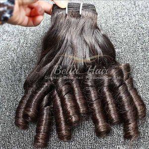 """الماليزية لحمة الشعر Funmi الشعر لحمة جودة عالية اللون الطبيعي 8""""-34"""" 3Pcs الكثير بيلا الشعر انخفاض الشحن"""