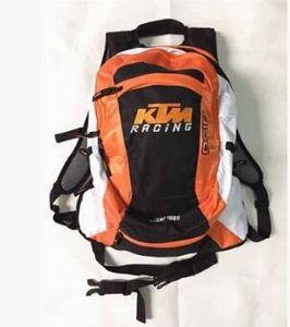 Marca Deportes ciclismo cascos de motocicleta bolsas Equipo de campo a través ciclismo motocicleta paquete Hombres mochila Bolsa de deporte al aire libre