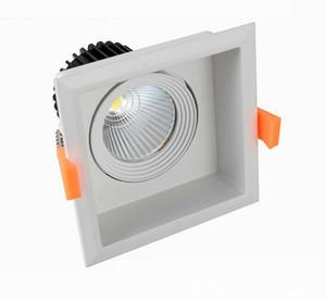 FREE SHIPPING 1 * 15W COB soffitto LED decorazione della luce AC110V / AC220V-240V LED Downlight Faretti interni LED ha messo Downlight