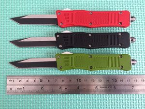 Лучшая цена! Mic-tech 616 Single Tanto Blade Fine Egde Скарабей кемпинг охотничий нож коллекция ножей Новый в оригинальной коробке