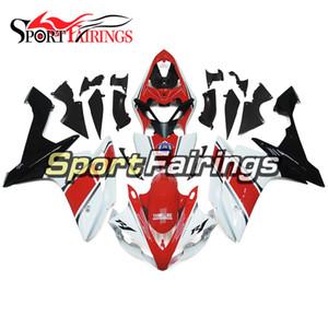 Iniezione Red White Black Fairings per Yamaha YZF1000 YZF R1 2007 2008 Plastica Carene ABS Moto Carena completa Carena Carenatura