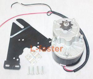 24V250W 전기 DC 모터 브러쉬 전기 자전거 변환 키트에 대 한 모터 전기 자전거 스쿠터 모터