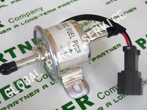 Bomba de combustible electrónica 12V 24V Bomba de combustible 129612-52100 Excavadora 12961252100 Bomba de combustible 4TNV94