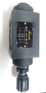 Hydrulic valve MTC-03-B-O throttle valve with flow control