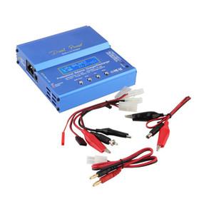 Dual Power 80W Professional iMAX B6 AC B6AC Lipo NiMH 3S RC Caricabatterie Bilanciatore Scaricatore Adattatore di RC hobby