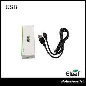 Authentic Eleaf iStick USB-Kabel-Ladegerät für iSmoka Eleaf iStick 20w 30w 50w mini 10w Batterie 100% Original
