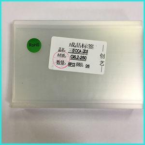 OCA Ottico Trasparente Pellicola Adesiva Pellicola LCD digitalizzatore oca laminatore Per Sony Xperia Z Z2 Z3 Z3 Z3 mini Z4 Z5 Z5 mini Z Mitsubishi OCA sticker