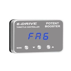 6 Drive Electronic Throttle Controller TS-709L Case for HONDA Fit Jazz Civic City Insight Odessey Pilot Elysion CRIDER JEDA CR-Z etc