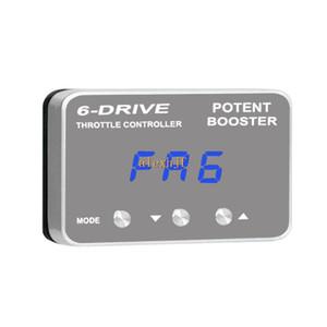 6 Drive Electronic Throttle Controller TS-709L cas pour HONDA Fit Jazz Civic City Insight Odessey Pilote Elysion CRIDER JEDA CR-Z etc