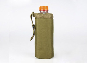 New Arrival 19cm Length Tactical Pouch Molle Water Pouch For Outdoor Sport Use Free Shipping CL6-0040