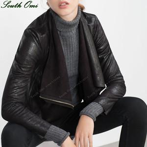 Wholesale-Suede Jackets Faux Leather Jacket women's designer fashion outerwear Jacket supernova Jaqueta couro Biker perfecto leren jas