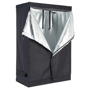 "48 ""x24"" x72 ""Indoor Grow Tent Room Reflexivo 600D Hydroponic No tóxico Hut"