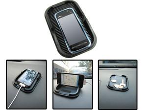 Estera antirresbaladiza del estante de goma del teléfono móvil de la estera antirresbaladiza del coche multifuncional de la venta caliente para GPS / MP3 / IPhone