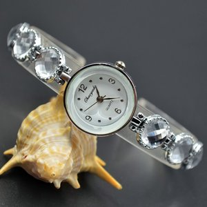 steel Chaoyada Women quartz Bracelet elegant strap Metal Fashion watch quartz exquisite wrist 925 girl Qidta
