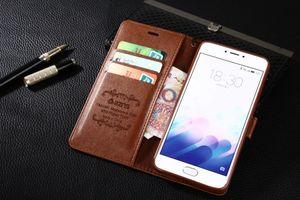 Прохладный Для Noblue Note 3 Case Роскошный Флип Бумажник Оригинальный Милый Тонкий Чехол Клип Кожаный Чехол Для Meizu Meilan Noblue Note 3