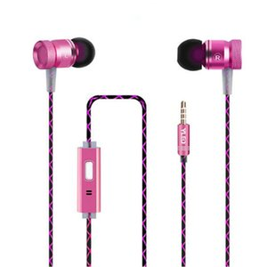 G63 bass earphone In-Ear Earphones Headphones With Mic and Remote Control Earphone for iphone 6 samsung s6 HTC with retail package