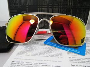Hot Fashion Euramerican Hommes Sport Lunettes de soleil polarisées Multicolor Driving Lente Gafa De Sol Glasse