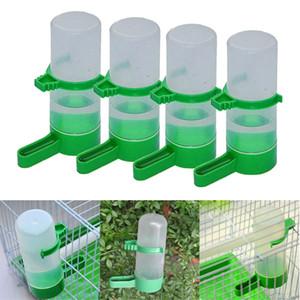 4 pcs Pássaro Pet Alimentador Beber Waterer Clipe para Aviary Budgie Cockatiel Lovebird Alimentador Do Pássaro Equipamento Agrícola Frete Grátis