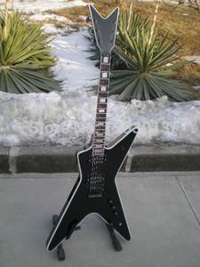 Paquet de 24 guitare noire en forme spéciale pour l'affranchissement Peut faire selon l'exigence