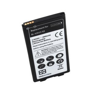 ISUN Nuevo 2700mAh BL-42D1F 3.85V Batería de polímero de litio recargable de ion de litio de reemplazo para batería de batería LG G5 Batería