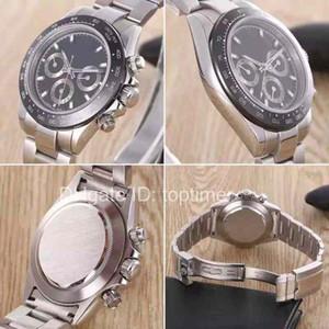 Edelstahl-Mann-mechanische automatische Datum wasserdichte Luxusmode 2020 Mens Designer Uhren Armbanduhren Männer