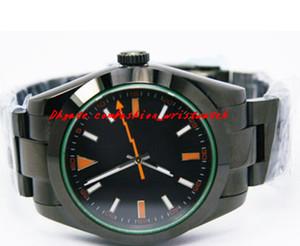 أعلى جودة الساعات الفاخرة تفاصيل حول حسب الطلب بواسطة Bamford 116400 PVD الياقوت التلقائي للرجال ساعات رجالية