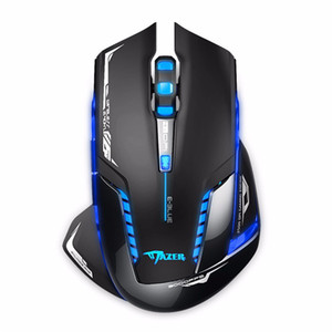 E-Blue EMS601 Mazer II 2500 DPI 2.4GHz Professional Wireless Gaming Mouse for Gamer Retail Package