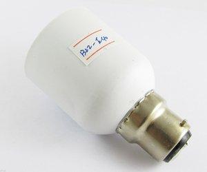 B22 Macho para E40 Feminino Base de Soquete LEVOU Halogênio CFL Lâmpada Lâmpada Adaptador