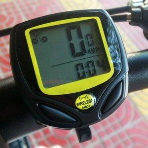 SD-548C 1 세트 방수 무선 자전거 사이클링 스포츠 자전거 컴퓨터 속도계 주행 거리계