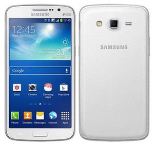 "Refurbado Samsung Galaxy Grand 2 G7102 Teléfono celular desbloqueado 5.25 ""Tad Core RAM 1GB ROM 8GB 8MP DUAL SIM"