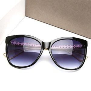 Explosion internationale classique de la mode classique Big Frame Lunettes D003 Femmes lunettes de soleil NICE FACE Sun Glass pour les femmes
