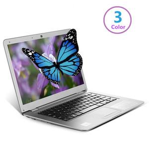 14.1 Polegada Laptop PC Computador cpu Intel Windows7 10 8 GB RAM 750 GB Harddisk Escritório para Estudantes WIFI Azerty Russo Teclado Espanhol