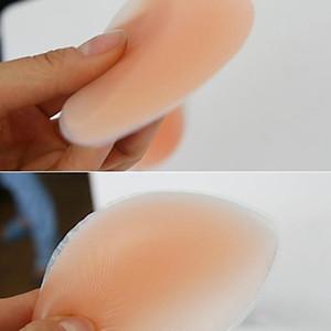 Atacado-Silicone Silicone Bra Inserções Pads Breast Enhancer * Push Up * Acolchoado Bra BQKM