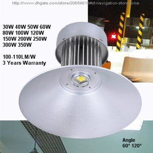LED 하이 베이 조명 50W 40W 30W AC85-265V 100LM COB 램프 Industrail 전구 방수 IP65 조명 홍수 높은 베이 직접 심천에서 중국