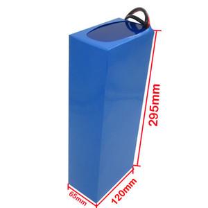 36V 1000W Batería de bicicleta eléctrica 36V 27AH Batería de iones de litio 10S Batería de bicicleta e 36V Utilice la celda Samsung con 30A BMS 42V 2A cargador
