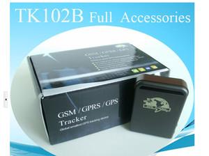 Top Qualidade Mini Veículo GSM GPRS Rastreador GPS Do Veículo Do Carro Em Tempo Real de rastreamento Locator Dispositivo com Botão SOS TK102B S17