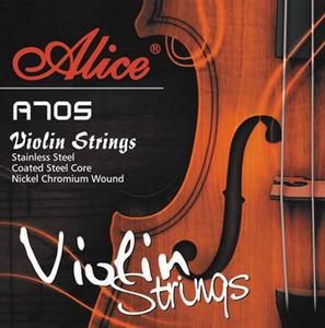 Высокое качество V705 Скрипка струны E A D G для скрипки 1/4 1/2 3/4 4/4 струны скрипка частей аксессуары