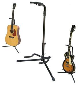 Accessori per chitarra nera per cavalletto per chitarra acustica per basso elettrico Acoustic