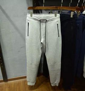 2017 Newest Men's Pants Sweatpants Tech Sphere Full-Zip FLEECE Casual Fashion Men Sports pants casual wear