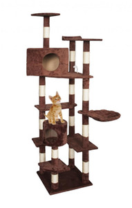 """New Cat Tree 80 """"Chat pour animaux domestiques"""