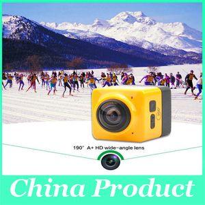 CUBE 360 Mini Sport Action Camera 720P 360 degree Panoramic VR Build-in WiFi Mini Ultra Travel Life DV 2016 New Arrival