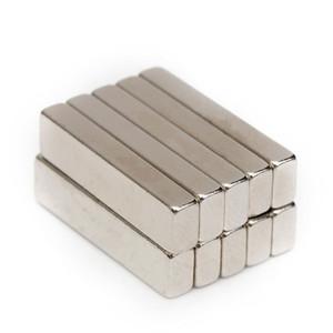 10 stücke N50 20x5x3mm Starke Block Cuboid Magneten Rare Earth Neodym Magneten
