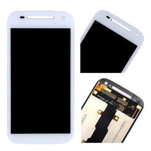 Wholesale touch screen digitizer replacement parts display assembly original lcd for moto e2