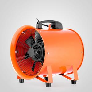 10 дюймов портативный промышленный осевой вытяжной вентилятор вытяжной вентилятор Вентилятор мастерская (250 мм) новый в продаже