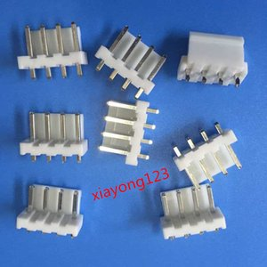 VH3.96-4P strip straight pin terminals 4A connector pin spacing 3.96MM