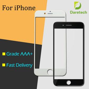 Avant Écran Tactile Externe Lentille En Verre De Remplacement Pour iPhone 6/6 Plus 6 S / 6 S Plus 7/7 Plus Livraison DHL (mix Couleur)