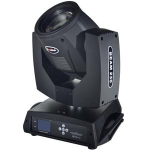 Spedizione gratuita 7R Beam Moving Head 230W, Sky Beam Light, Sharpy 230W 7R Beam Moving Head Stage Light Disco