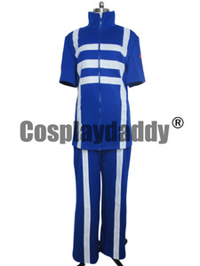 My Hero Academia Boku no Hero Bakugou Midoriya Iida Sportswear Cosplay Costume